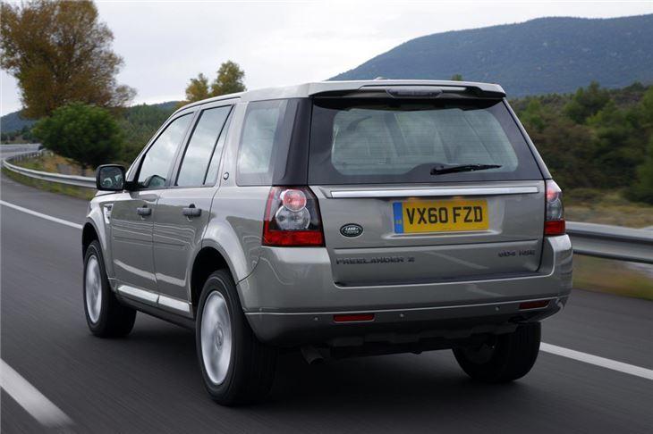 Related to Land Rover Freelander 2 2006 - Car Review | Honest John