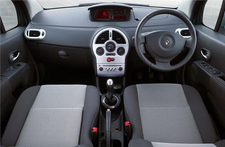 Renault Grand Modus 2008 Car Review Honest John