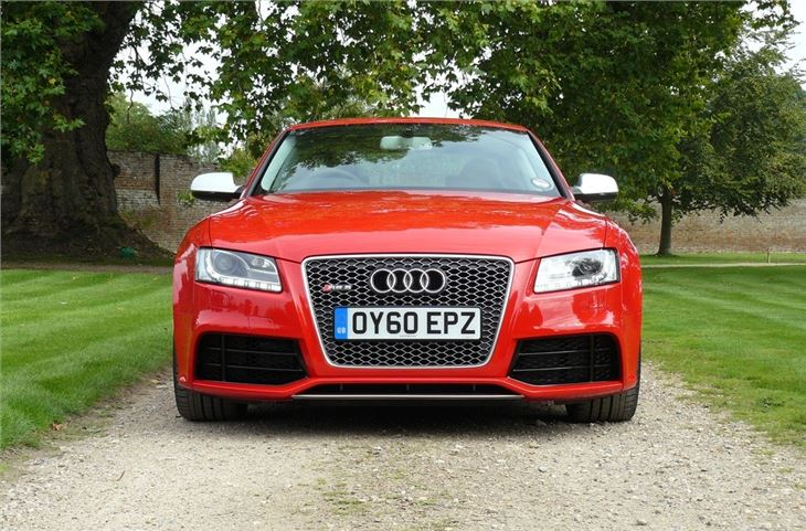 Audi RS5 2010 Car Review
