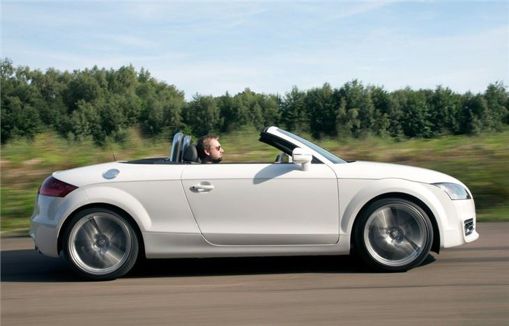 Audi tt 32 v6 2007 review