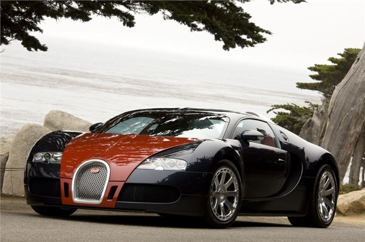 bugatti veyron 2005 car review honest john. Black Bedroom Furniture Sets. Home Design Ideas