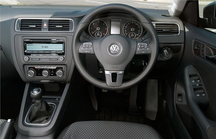 Volkswagen Jetta 2011 Car Review Honest John