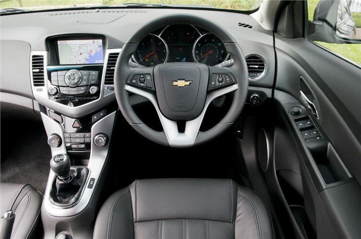 Chevrolet Cruze Hatchback 2011 Car Review Honest John