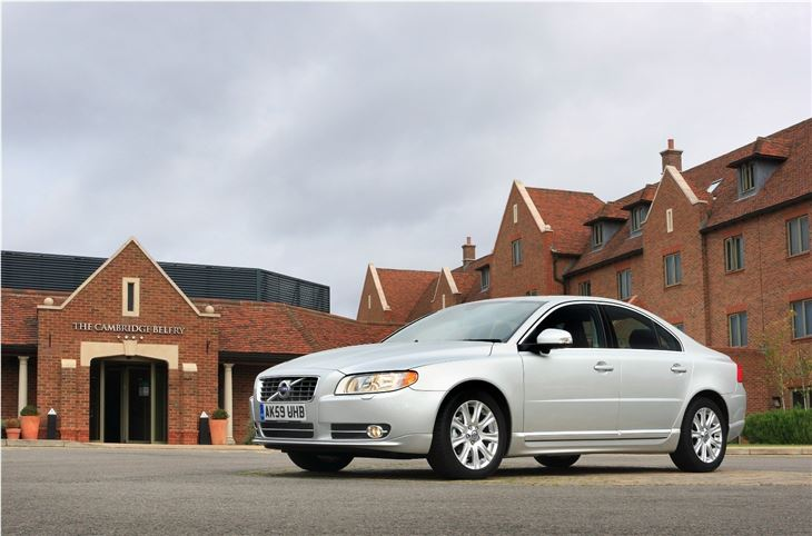 Volvo S80 DRIVe 2011 Road Test | Road Tests | Honest John