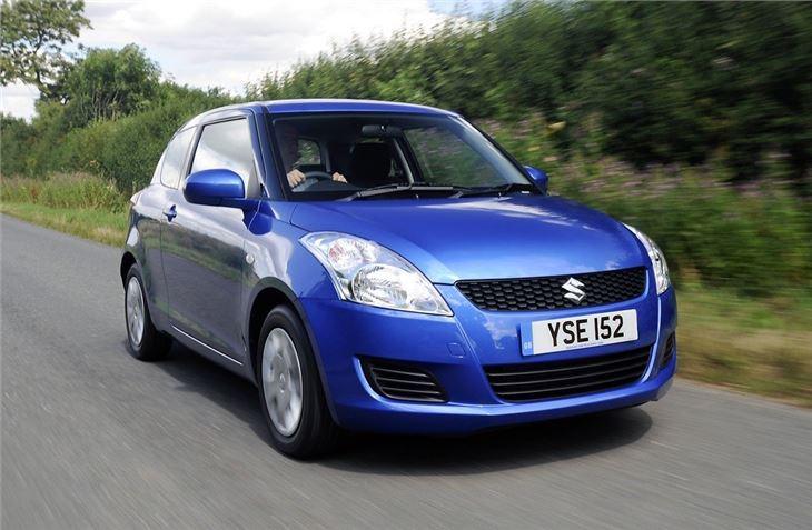 Suzuki Swift 2010 Car Review Honest John