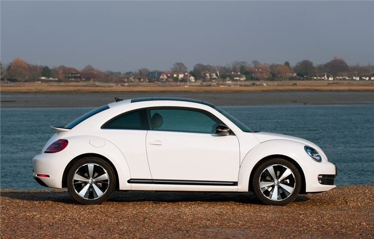 volkswagen beetle  car review honest john