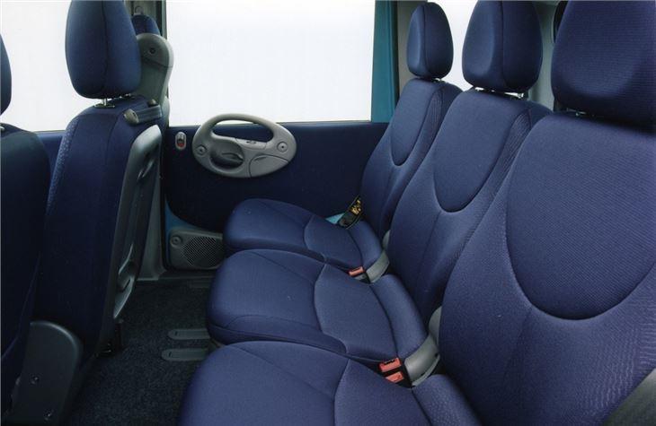 fiat multipla 2000 car review honest john. Black Bedroom Furniture Sets. Home Design Ideas