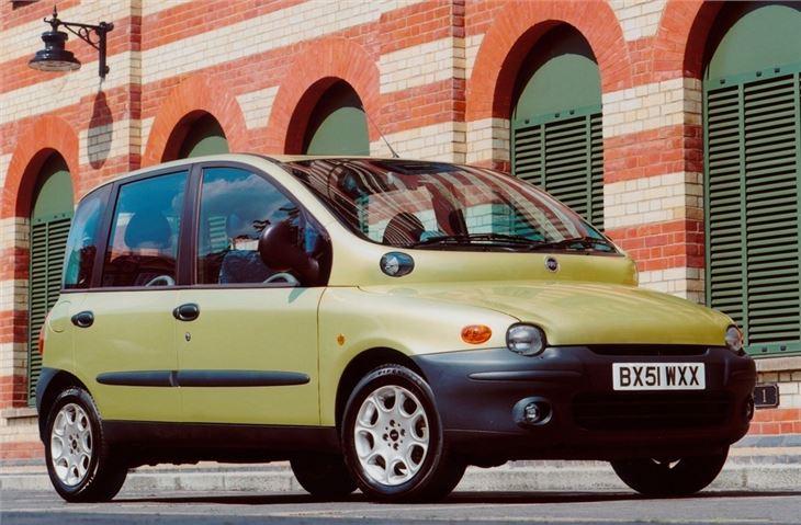Compare Car Insurance Quotes >> FIAT Multipla 2000 - Car Review   Honest John