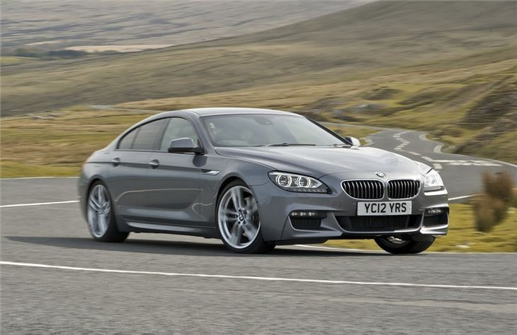 Bmw 6 series gran coupe 2012 car review honest john - 6 series gran coupe for sale ...