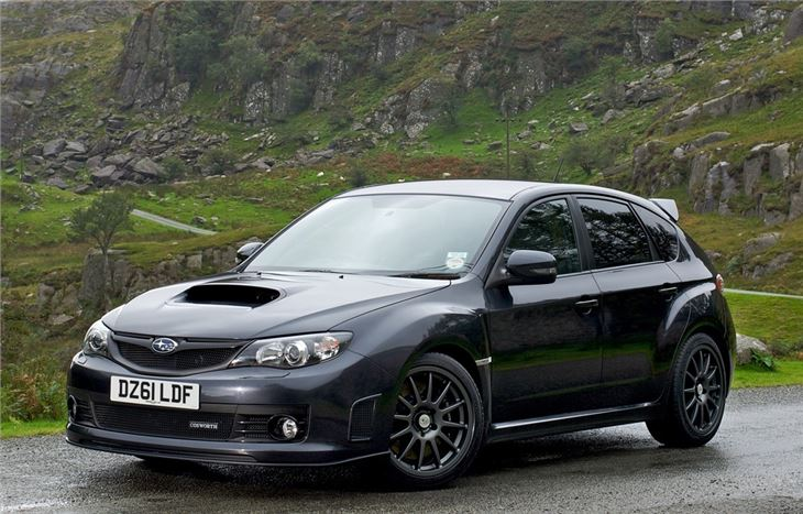 RE: Hatchback Subarus rule: Tell Me I'm Wrong - Page 1 - General ...