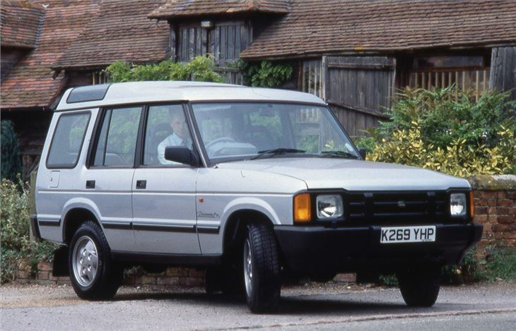 Land Rover Discovery 1989 Car Review Honest John