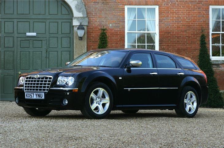 chrysler 300c touring 2006 car review honest john. Black Bedroom Furniture Sets. Home Design Ideas