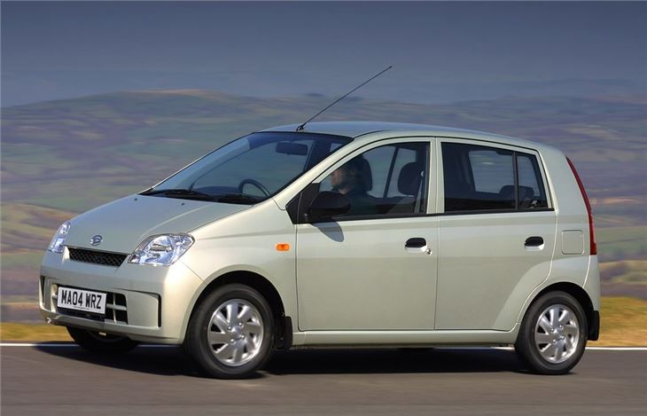 Compare Car Insurance Quotes >> Daihatsu Charade 2003 - Car Review   Honest John
