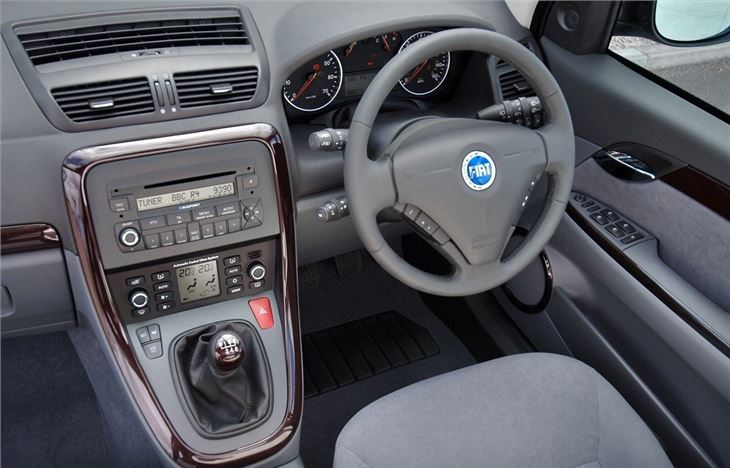 Fiat Croma 2005 Car Review Honest John