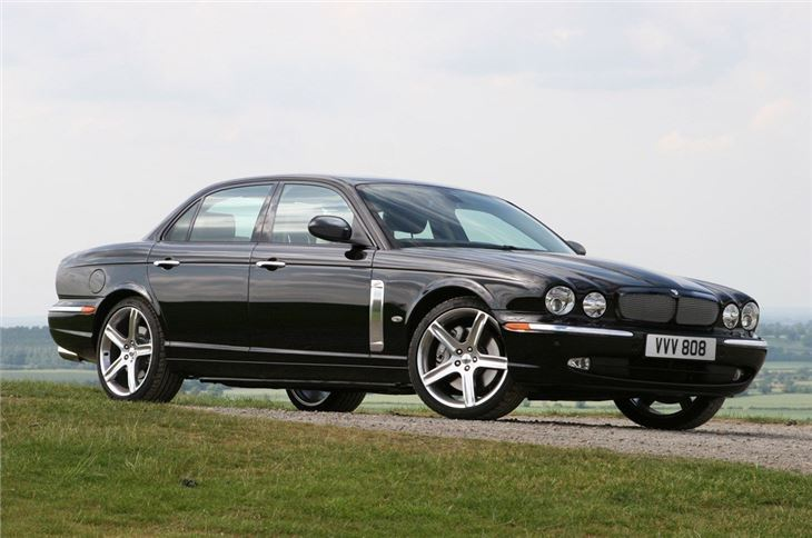 jaguar xj x350 2003 car review honest john. Black Bedroom Furniture Sets. Home Design Ideas