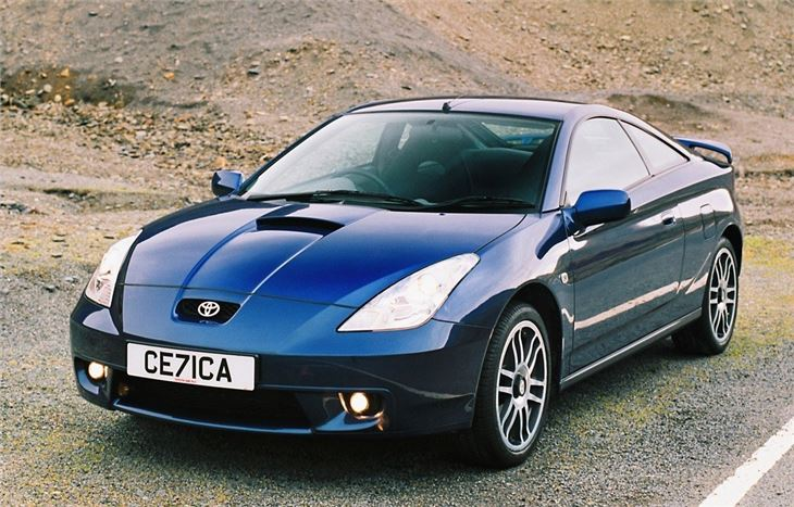 Toyota Celica 2000 Car Review Honest John