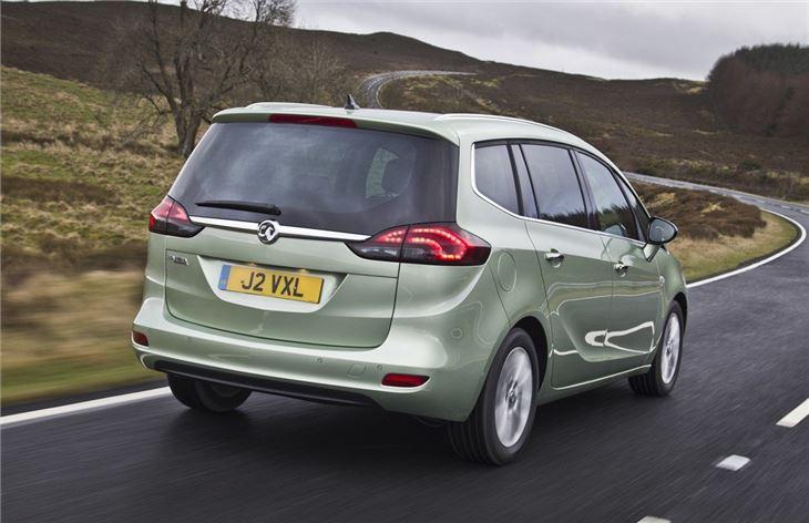 Compare Car Insurance Quotes >> Vauxhall Zafira C 2012 - Car Review | Honest John