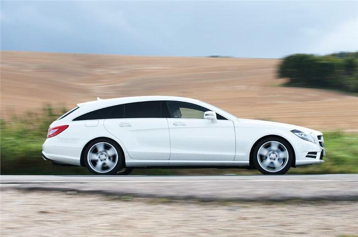 mercedes benz cls shooting brake 2012 car review honest john. Black Bedroom Furniture Sets. Home Design Ideas