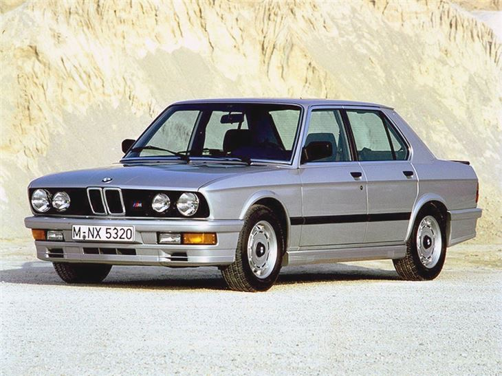 bmw 5 series e28 classic car review honest john. Black Bedroom Furniture Sets. Home Design Ideas
