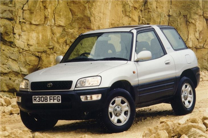 Most Comfortable Cars >> Toyota RAV4 1994 - Car Review | Honest John