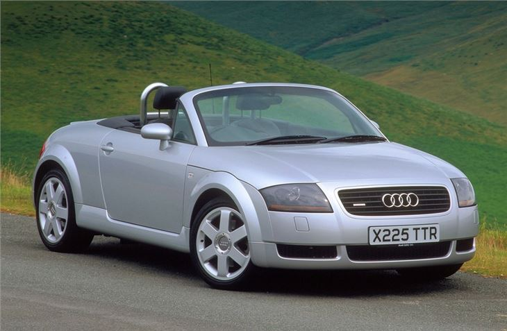audi tt coupe and roadster 1999 car review honest john. Black Bedroom Furniture Sets. Home Design Ideas