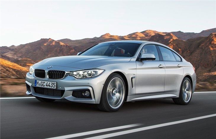 bmw reveals 4 series gran coupe motoring news honest john. Black Bedroom Furniture Sets. Home Design Ideas