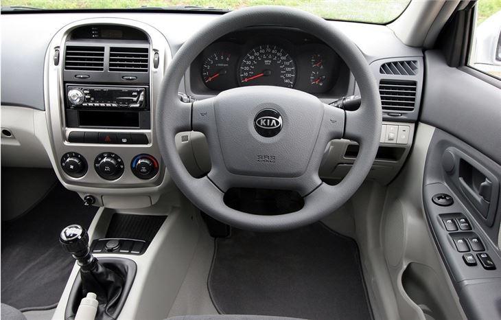 Compare Car Insurance Quotes >> KIA Cerato 2004 - Car Review   Honest John