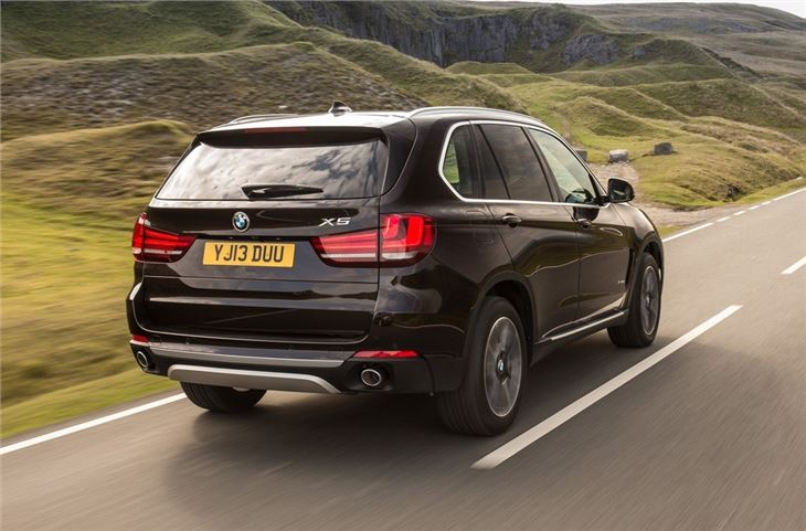 bmw x5 f15 2014 car review honest john. Black Bedroom Furniture Sets. Home Design Ideas