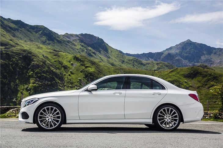 Mercedes benz c220 bluetec 2014 road test road tests for Mercedes benz 700 series price