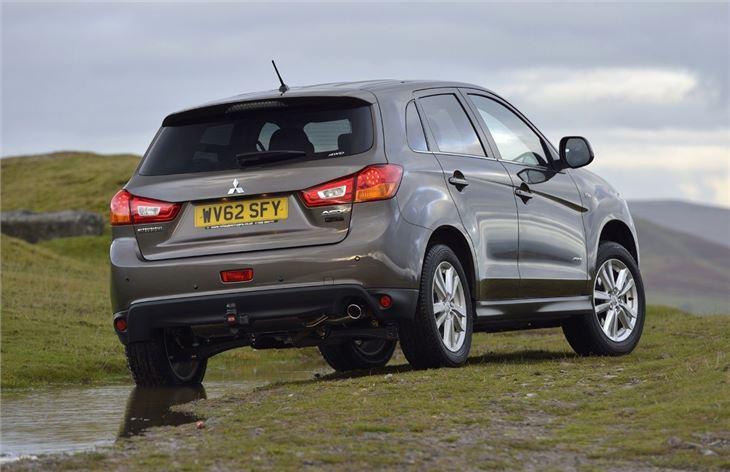 Compare Car Insurance >> Mitsubishi ASX 2010 - Car Review | Honest John