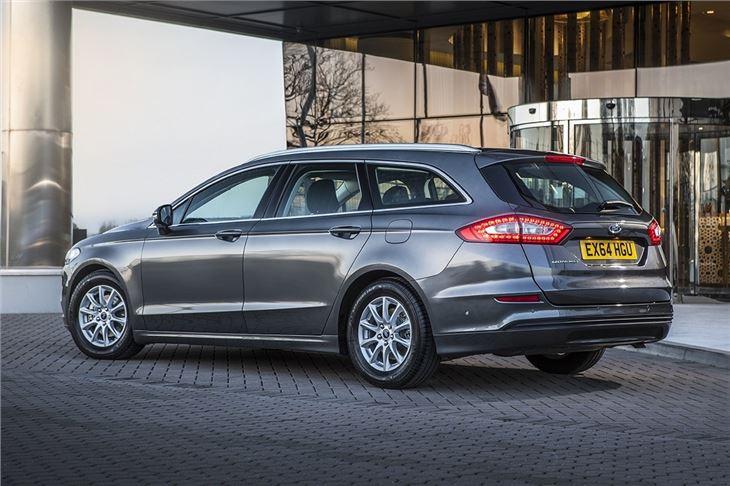 Insurance Quotes Car >> Ford Mondeo Estate 2015 - Car Review   Honest John