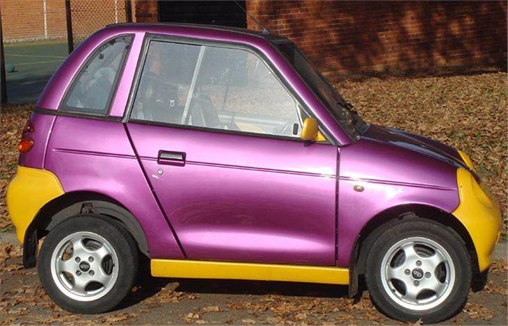Reva G Wiz 2006 Car Review Honest John
