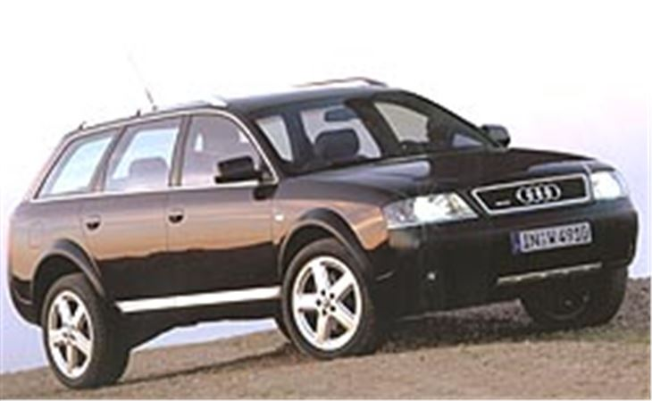 Audi a6 allroad 2000 car review honest john for 2000 audi a6 window problems