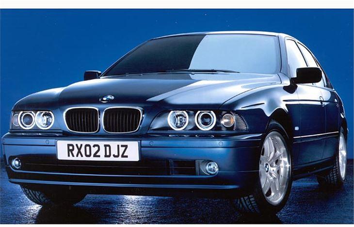 BMW 5 Series E39 1996 Car Review Honest John