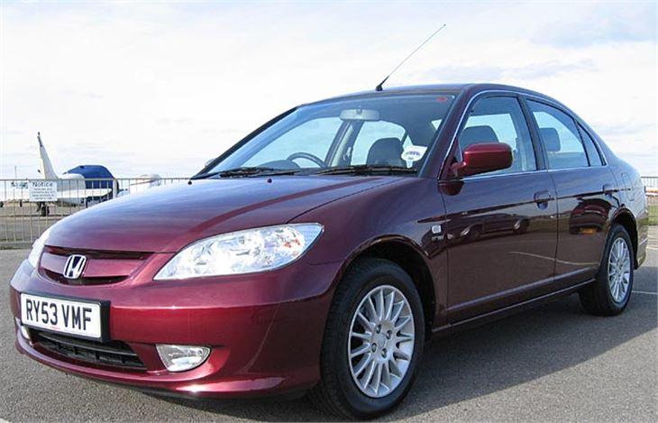 honda civic ima hybrid 2003 car review honest john. Black Bedroom Furniture Sets. Home Design Ideas