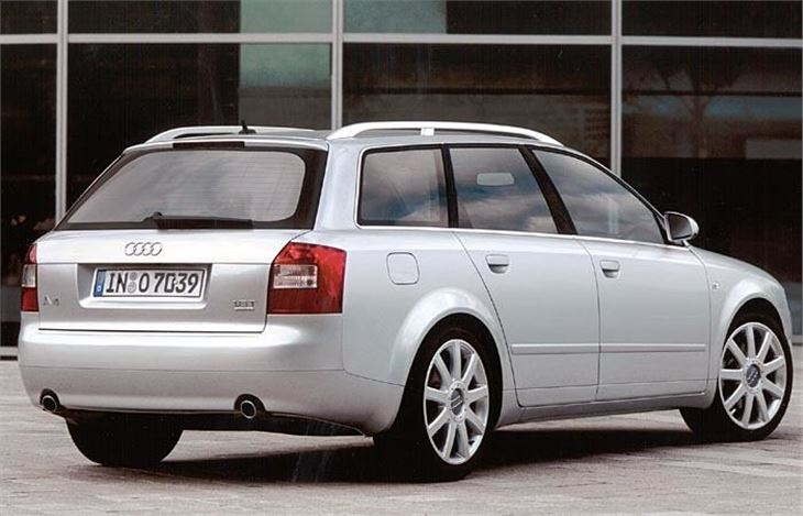 audi a4 b6 avant 2001 road test road tests honest john. Black Bedroom Furniture Sets. Home Design Ideas