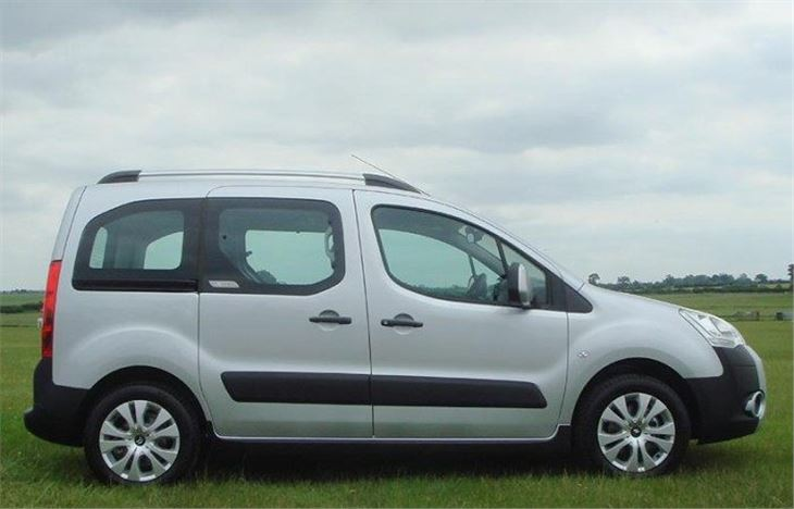 citroen berlingo multispace ii 2008 road test road tests. Black Bedroom Furniture Sets. Home Design Ideas