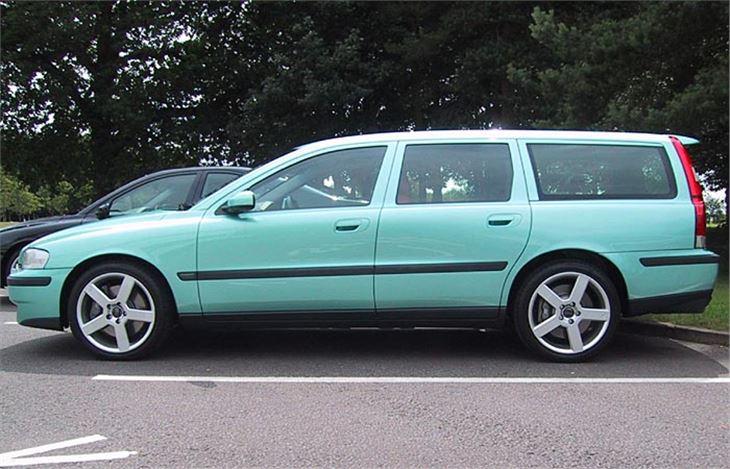 Volvo S70/V70 1996 - Car Review   Honest John