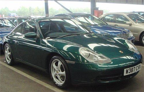Porsche 911 Turbo (1997-2000)