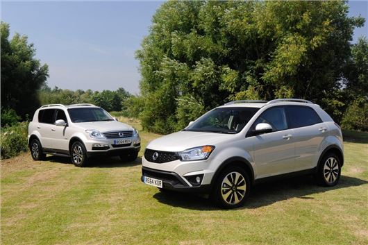 Ssangyong announces 60th anniversary models