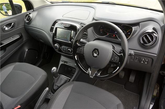 A design for life our cars honest john for Interior renault captur