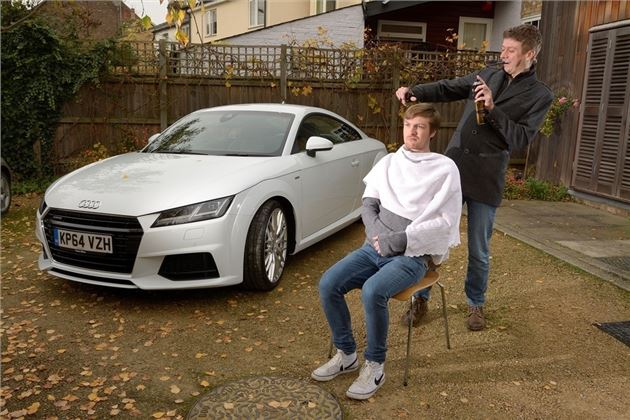 Is The Audi TT A Hairdressers Car
