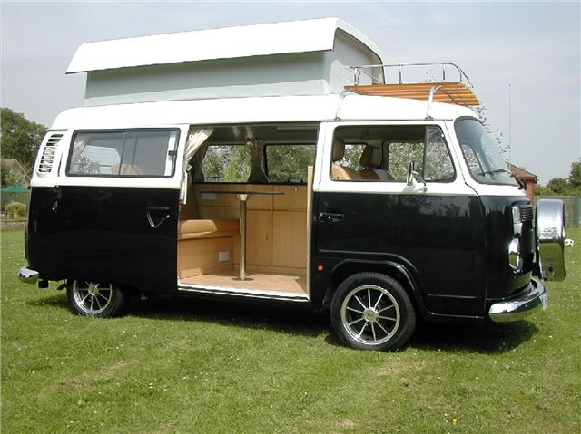 Volkswagen Type 2 Camper Bay Window Classic Car Review