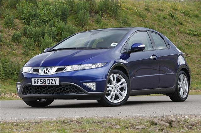 Honda civic 2006 car review honest john for How much to lease a honda civic