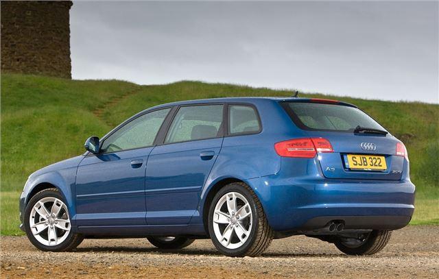 Audi A3 Sportback 2004 - Car Review