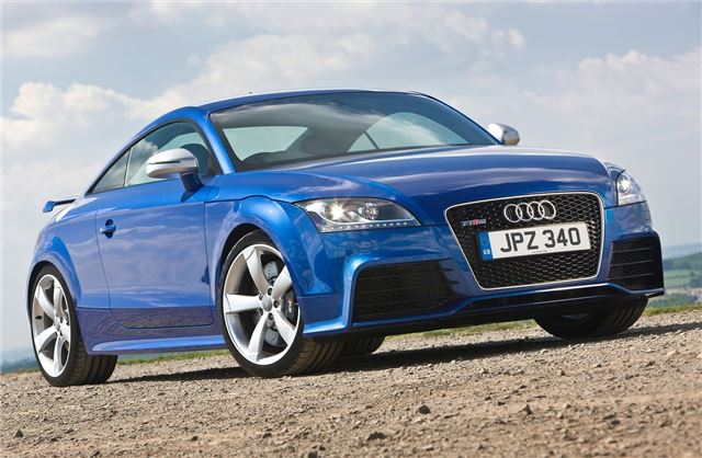 Audi TT RS 2009 - Car Review | Honest John