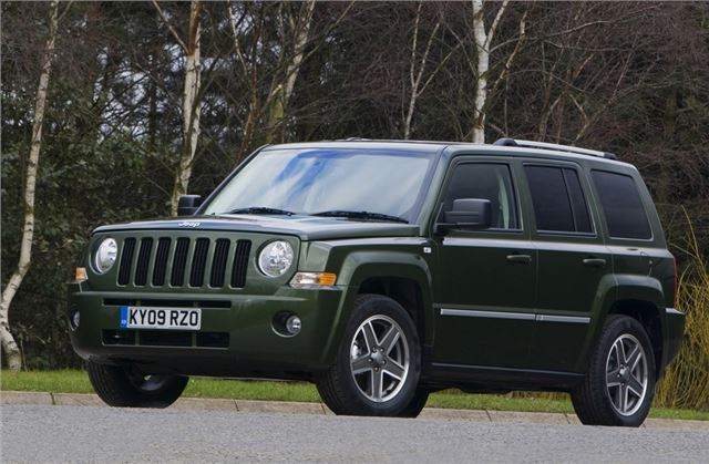 jeep patriot 2007 car review honest john. Black Bedroom Furniture Sets. Home Design Ideas