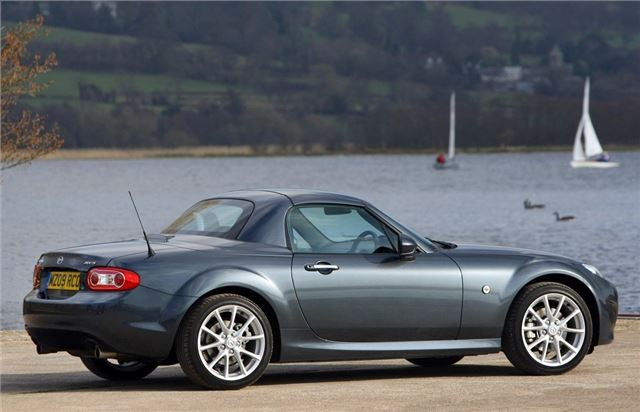 Mazda Mx5 Roadster Coupe 2006 Car Review Honest John