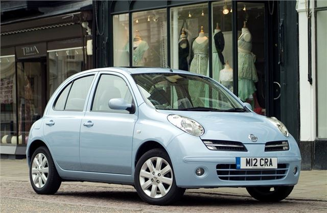 Nissan Micra K12 2003 Car Review Honest John