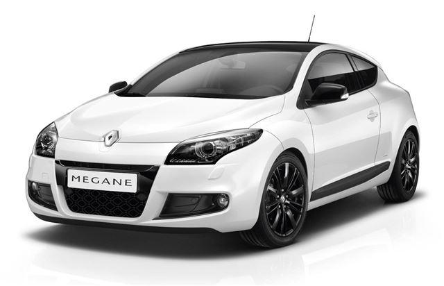 renault reveals megane coupe 39 monaco gp 39 motoring news. Black Bedroom Furniture Sets. Home Design Ideas
